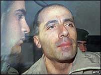 Mordechai Vanunu in 1986. He is now free