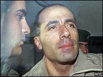 Mordechai Vanunu in 1986. He is now free
