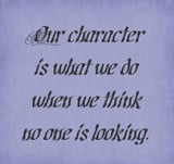 Honesty Character Graphics - Honesty Character Images - Honesty ...