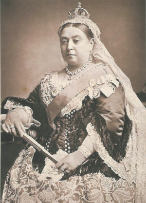 Kings and Queens Queen Victoria of England