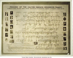 ... Galton-Darwin-Wedgwood family,& 3rd International Eugenics Conference