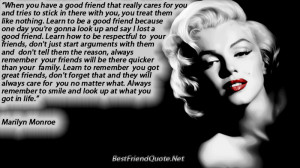 Best-Friend-Quotes-With-Images-From-Marilyn-Monroe