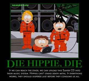 Die hippie, die: