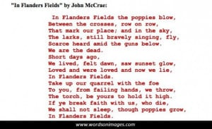 Memorial Poems and Quotes