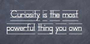 Curiosity Quotes (1)