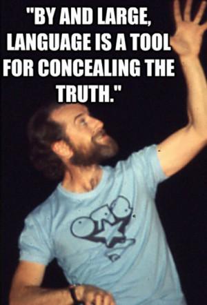 George Carlin Said It Best