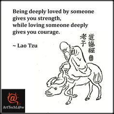 quotes love strength courage arttechlaw taoism zen more taoism quotes ...