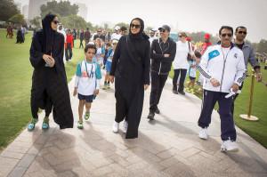 Sheikha Al Mayassa bint Hamad Al Thani, Chairperson, Qatar Museums ...