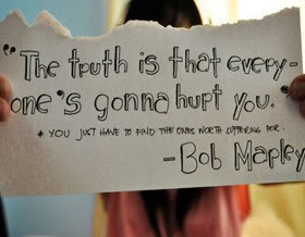 Quotes about Being_Hurt