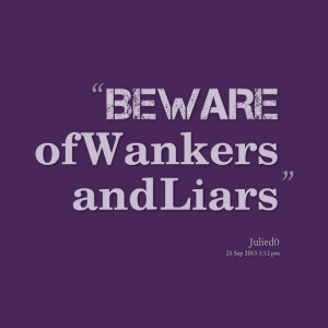 Quotes and Sayings About Liars
