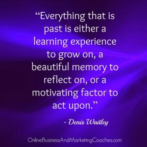 Denis Waitley quote