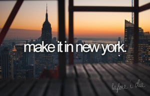 New York Picture Quotes Tumblr ~ Quotes New York Tumblr ~ Apple Abroad ...