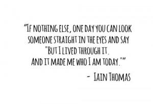 Iain Thomas