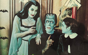 ... munster, lily, lily munster, monster, monsters, retro, the munsters