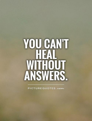Healing Quotes Answer Quotes