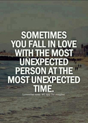 Expect the unexpected. Always