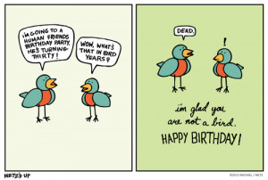 card for my brother's 30th birthday.