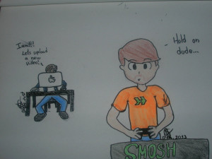 Smosh Quotes Deviantart: more like smosh-slender by