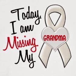 Grandma Passing Away Quotes Today I Am Missing My Grandma