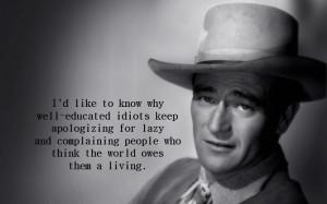John Wayne Quotes http://independentfilmnewsandmedia.com/graphic ...