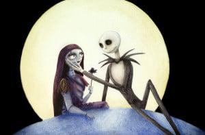 Nightmare Before Christmas Jack and Sally