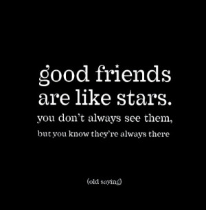 Quotes About Friends