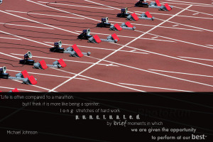 Short Track And Field Quotes