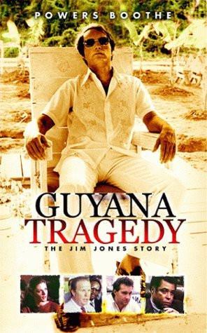 Guyana Tragedy: The Story of Jim Jones Poster