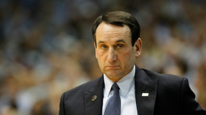 With This Quote, Coach K Makes You Barf In Your Mouth A Little