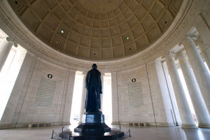 Washington DC – Jefferson Memorial » From Single To Married to Baby