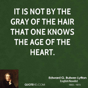 Gray Hair Funny Quotes