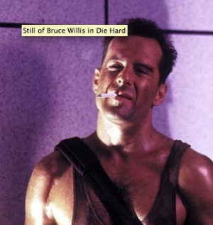 Die Hard 5 title is