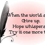 Inspirational Suicide Prevention Quotes Tumblr Plus suicide project ...
