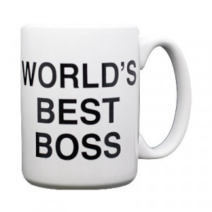 GOOD BOSS/BAD BOSS: WHICH ARE YOU?