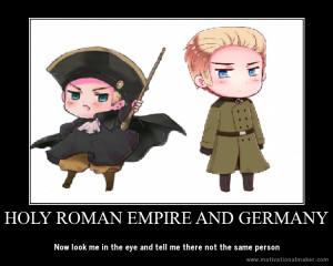Holy Roman Empire Hetalia...