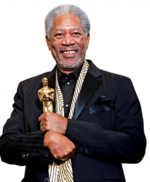 ... to buy this photo Morgan Freeman: not the source of viral comments
