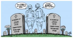 Iraq Veterans Against the War by Latuff2