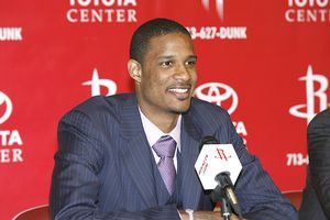 Bill Baptist/Getty Images At only 24, Trevor Ariza has plenty of good ...