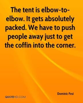 Elbow Quotes