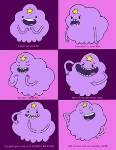 LSP ♥- such self confidence! Although... she needs to work on her ...