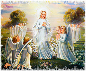 ... Immaculate Conception Conception to be Mary Mom Virgin Mary Wallpaper