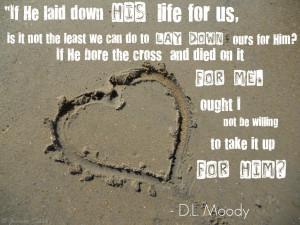 Quotations: D.L. Moody