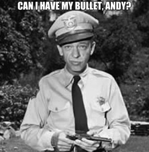 Funny Barney Fife Quotes