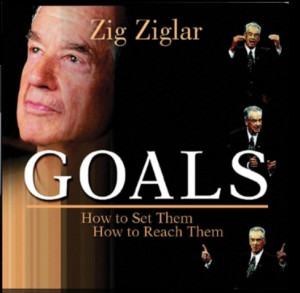 goals set goals and reach them by zig ziglar mp3 6 hour audio training ...