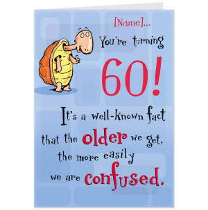 hallmark.co.ukFunny 60th Birthday Card-Hallmark UK