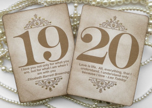 ... Numbers Vintage Charm In Classic Paper AVintage Pictures With Quotes