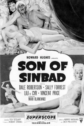 Son of Sinbad on AllMovie