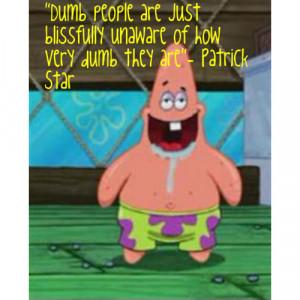 Patrick+star+quotes