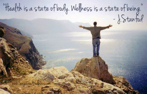 Health & Wellness Quotes - Health vs Wellness - Sagewood Wellness ...