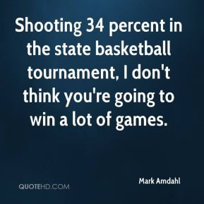 Shooting Percent The State...